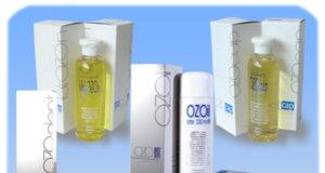 Prodotti a base di ossigeno ozono per la rigenerazione del viso e del corpo ma anche per i denti ed i capelli.