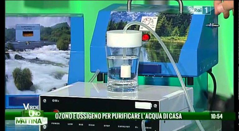 Il Prof. Franzini ospite a Uno Mattina Verde