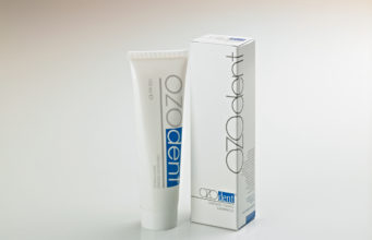 Ozodent, dentifricio all'ossigeno ozono