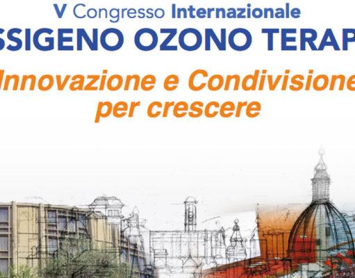 Si svolgerà il 16, 17 e 18 Marzo 2018 a Roma (Pontificia Facoltà Seraphicum - Via del Serafico, 1 - Roma) ilV Congresso Internazionale di Ossigeno Ozono Terapia.