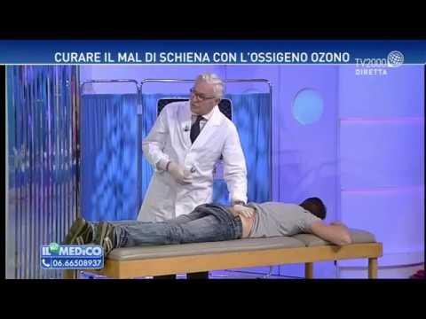 """Il prof Franzini a """"Il mio medico"""" – Curare il mal di schiena"""