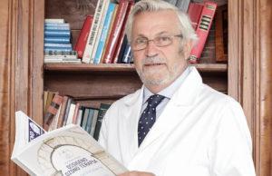 Marianno franzini e il volume sull'ossigeno ozono terapia